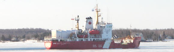 Icebreaker March 22 2008